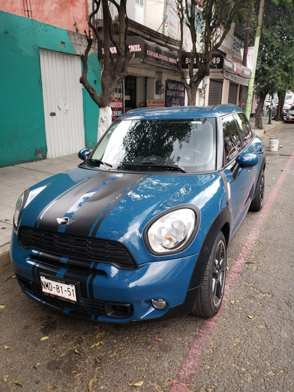 Mini Countryman 1.6 S Salt Mt 2013
