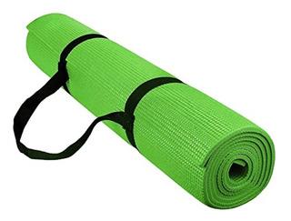 Yoga Mat 6 Mm Colchoneta - Local Olivos