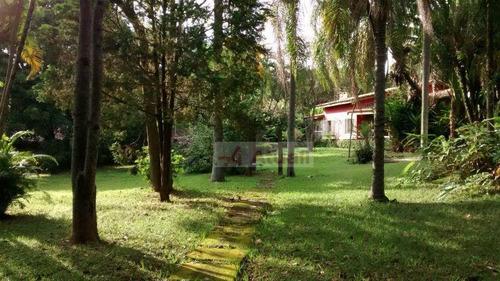 Imagem 1 de 30 de Chácara À Venda, 20.500 M² Por R$ 2.800.000 Rua Associação Dos Bosques De Notre Dame - Sousas - Campinas/sp - Ch0034