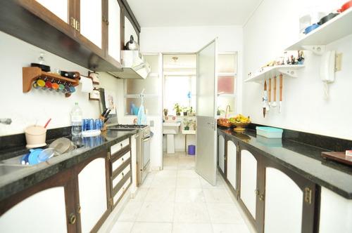 Cobertura Com 3 Dormitórios Sendo 1 Suíte Com Closet - 3647