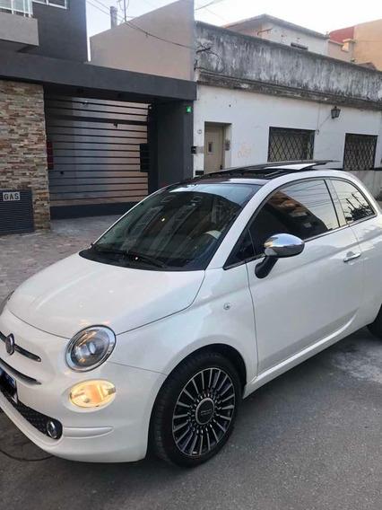 Fiat 500 2019 1.4 Lounge 105cv Serie4