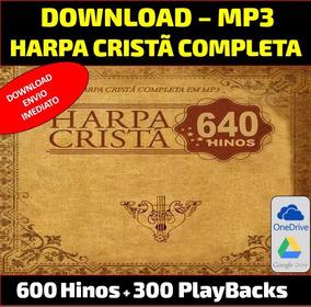 Download - Harpa Crista Cantada São 640 Hinos + 300playbacks