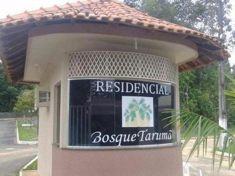 Excelente Lote No Condomínio Residencial Bosque Taruma Por Apenas R$ 75mil Oportunidade Unica. Doc. Ok 12 X 34= 408m² - Te00211 - 31988741