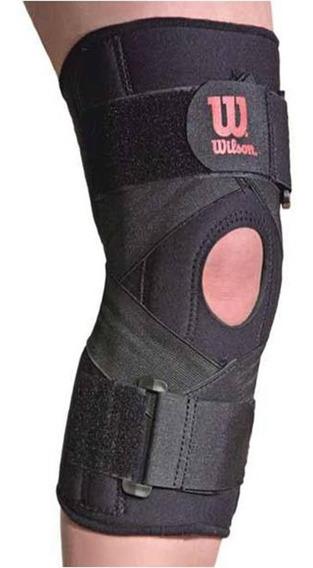 Soporte Unisex Wilson - Soporte Para La Rodilla Y Ligamentos