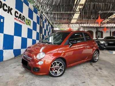 Fiat 500 1.4 Sport Air 16v Gasolina 2p Manual