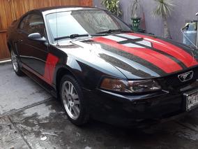 Ford Mustang 4.6 Gt Equipado Piel At 2001