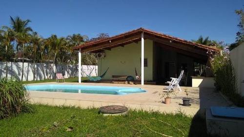 Excelente Casa No Balneário Gaivota - Itanhaém 6909 A.c.m