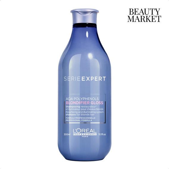 Shampoo Blondifier Gloss Rubios 300ml L