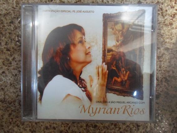 Cd Myrian Rios - Orações A São Miguel Arcanjo - Excelente Es
