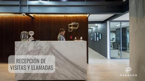 Oficina En Renta Tipo We-work/ Santa Fe