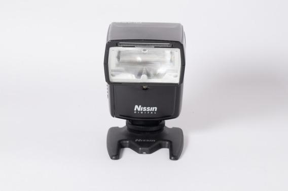 Flash Nissin Di466 Para Olympus E Panasonic Ttl