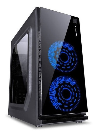 Cpu Gamer Amd Ryzen 5 2600 8gb Ddr4 Ssd 120gb Rx 570 C/nfe