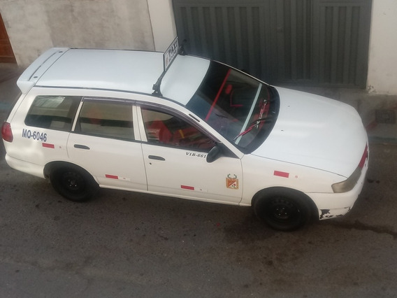 Nissan Estation Wagon 2001