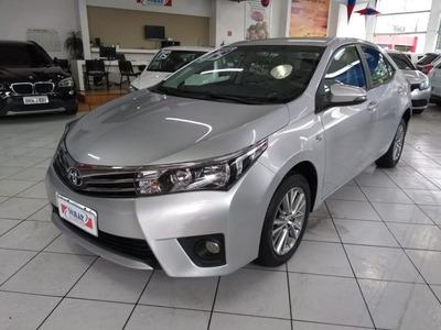 Toyota Corolla 2.0 Xei 16v 4p Automático Sem Entrada Uber
