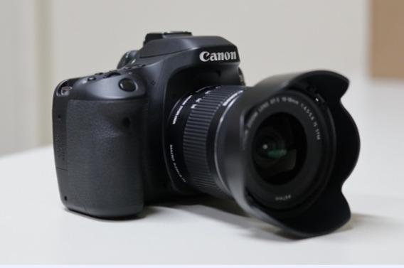 Canon 80d (perfeita! 12.000 Clicks)