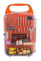 Set 175 Piezas Black + Decker