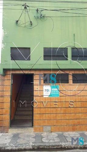 Imagem 1 de 12 de Apartamento Com 1 Dormitório Para Alugar, 100 M² Por R$ 1.600,00/mês - Centro - Mogi Das Cruzes/sp - Ap0211