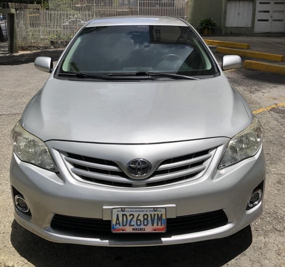 Vendo Toyota Corolla Año 2011 En Excelentes Condiciones