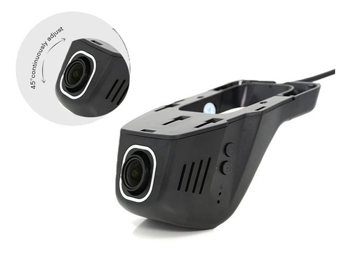 Cámara Oculta  Automovil Wifi 1080p Hd Envío Internacional!