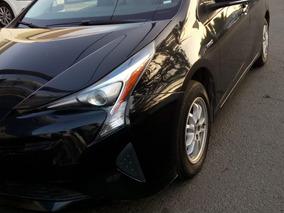 Toyota Prius 1.8 Base Cvt 2017 Ahorra Gasolina No Contamines
