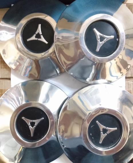 Jogo De Calota Central Dodge Dart Original