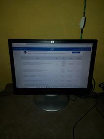 Monitor Hp W17e Windescrem Tela 17 Polegadas Imagem Hd
