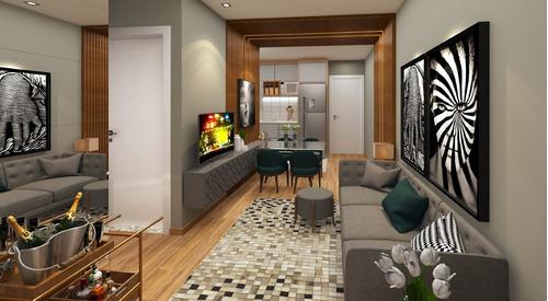 Imagem 1 de 20 de Apartamento À Venda, 2 Quartos, 1 Vaga, São Damião - Vespasiano/mg - 3105