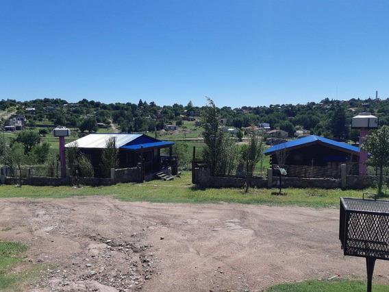 A 7 Min De V.c.paz - Valle Del Sol - 2 Cabañas - 1170 M2 Lote