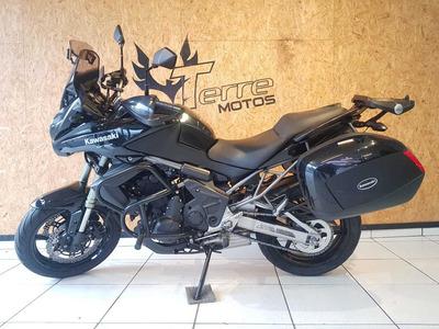 Kawasaki Versys 650 Tourer 2011