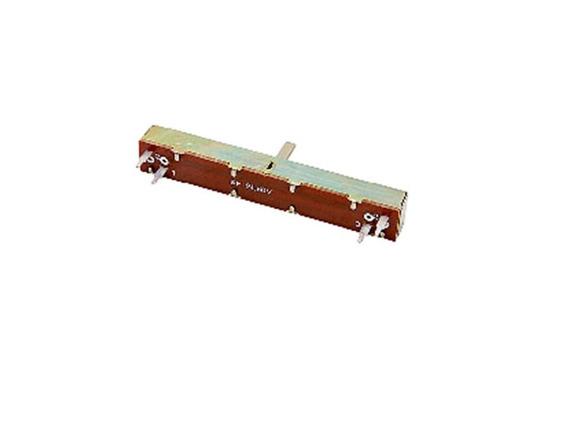 Potenciometro Desl 20kb Sl60v Eixo15mm-perc 60mm Kit C/2pçs