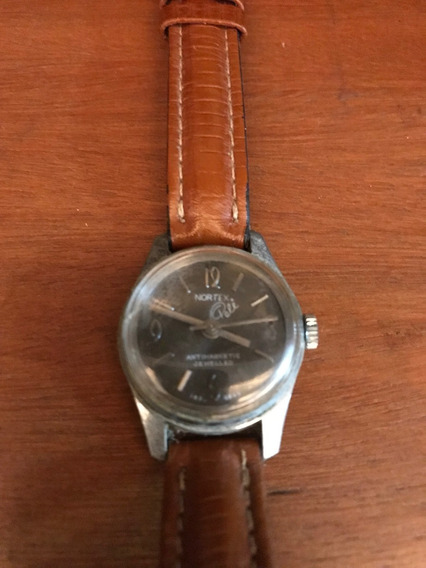 Relógio Nortex Pelé Anos 70