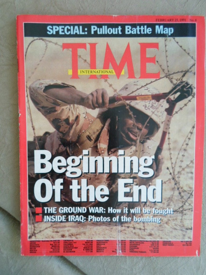 Time International (fevereiro 1991)
