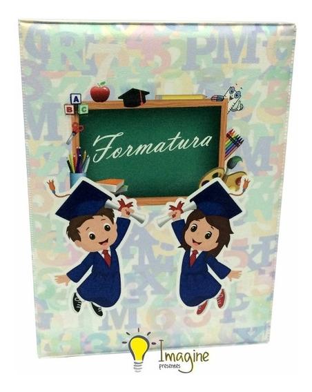 Album Formatura Infantil 15x21 - P/ 12 Fotos