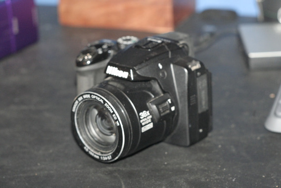 Nikon P500 - Para Reparo