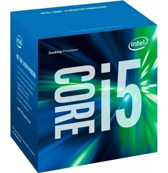 Processador Intel Core I5 7500 3.4ghz 6mb Lga1151 7ªgeraçao