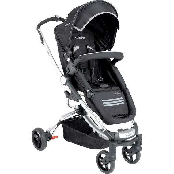 Carrinho De Bebê Travel System Kiddo Eclipse - Preto