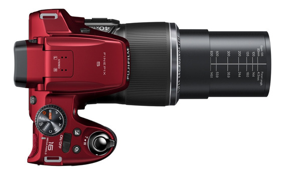 Câmera Fujifilm Finepix S8200 + Acessórios