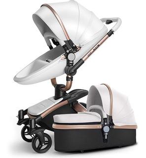 Coche Aulon Original Baby Stroller, Giro 360° + Envío Gratis