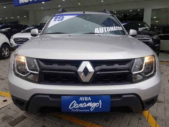 Renault Duster Expression1.6 Flex 16v Aut. 2018/2019