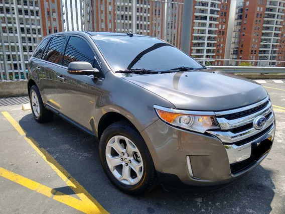 Ford Edge Limited 3.5 2013 Gris Negociable