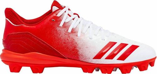 adidas Icon 4 Md Tachones Béisbol Ó Softbol Rojos 26 Mex