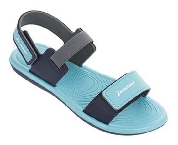 Rider Sandalias Mujer - Plush Sandal Blue
