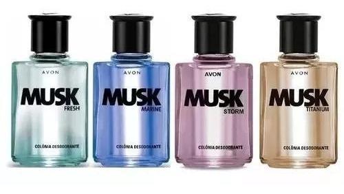 Kit Musk Avon Promoção