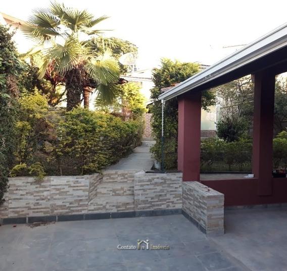Casa Para Vender No Jardim Alvinópolis - Ca0203-1