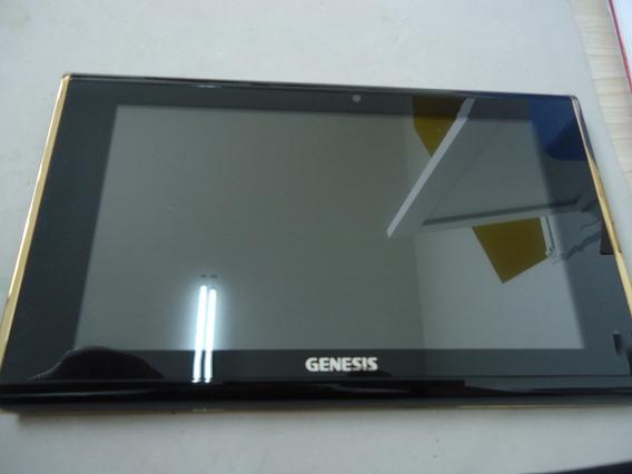 Tela Tablet Genesis Gt-7304 Vidro+display+moldura Frete Grat