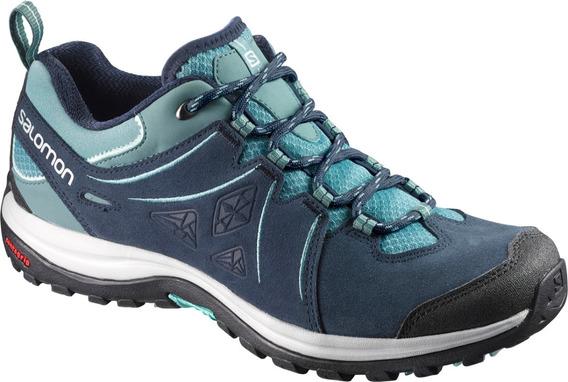 Zapatillas Mujer Salomon - Trekking - Ellipse Ltr