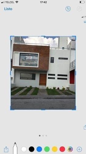 Hermosa Casa Nueva En Venta En Fracc Privado Lucrpolis Milenio Qro Mex