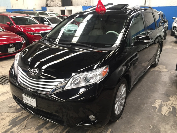 Toyota Sienna Xle Limited Dvd At 2014
