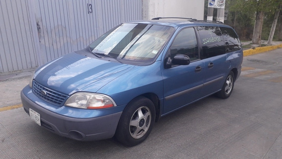 Ford Windstar 2001 Lx Plus Aa Tras Ee Consola Techo Mt