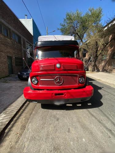 Mercedes Benz 1114/ Motor Turbo